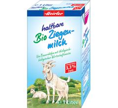Ziegen Milch